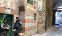الإحتلال يغلق مدرسة الأيتام بالقدس القديمة (فيديو وصور)