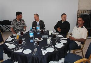 اتحاد الكراتيه يحتفي بأسرته بافطار رمضاني