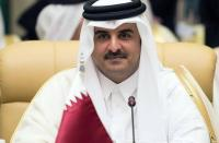 أمير قطر يوجه بإجلاء الجالية القطرية والكويتية من ايران