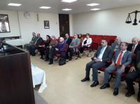 كلية الحقوق في عمان الاهلية تستقبل وفدا من نظيرتها بجامعة جرش