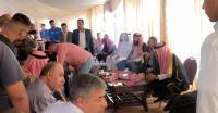 صلح عشائري بين عشيرتي الفحماوي و المغير (ال صبح) - صور