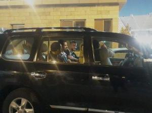 الأمير علي ينقل عامر شفيع للمستشفى