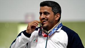 فروغي يمنح إيران أول ذهبية في أولمبياد طوكيو