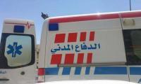وفاة شخص بحادث تصادم في عمان