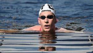 الألماني فيلبروك يفوز بذهبية ماراثون السباحة