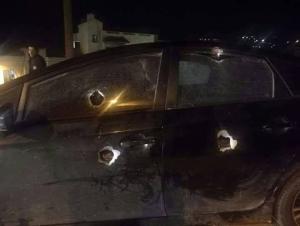 جرش: صاحب اسبقيات يطلق النار على مركبة ويلوذ بالفرار