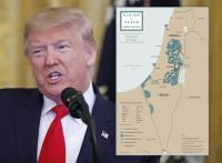 34 مؤسسة فلسطينية أمريكية ترفض صفقة القرن