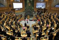 غزل وثناء ومطالب خدمية بجلسة النواب الرقابية