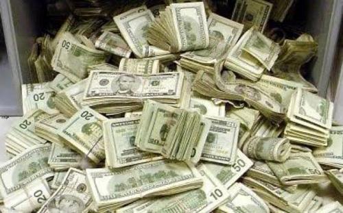 """جائزة """"50 مليون دولار """"لصاحب اليانصيب !"""