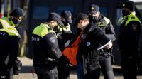 انفجار بمركز لفحوصات كورونا في هولندا