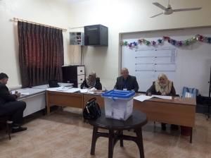 """منفذ عملية سلفيت البطولية في انتخابات """"المعلمين الأردنيين"""" (صورة)"""
