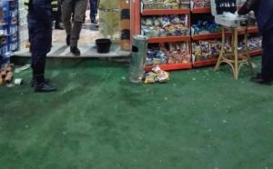اطلاق نار على محمص في اربد