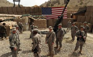 القوات الأمريكية تغادر أقدم قاعدة جوية بالعراق