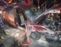 وفاة وإصابة بتدهور مركبة في اربد