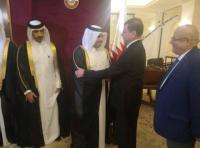 جامعة الشرق الأوسط تهنئ قطر بعيدها الوطني