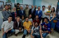 جامعة عمّان الأهلية تستضيف المخرج حمّاد الزعبي