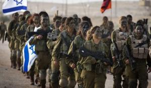 معظم مجندات الاحتلال يعملن على الحدود مع الأردن