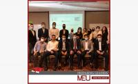جامعة الشرق الأوسط تشارك في ورشةٍ قضائية التثقيف