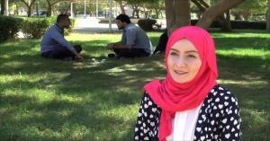 """شهد دغلس ..  توظف """"سناب شات"""" لتثقيف الأردنيين صحيا"""