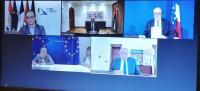 الاجتماع الأردني المصري الأوروبي: لن نعترف بأي تغييرات في حدود 1967