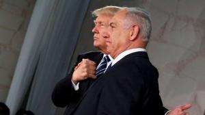 """""""ترامب """"يعترف رسميا بسيادة الكيان الصهيوني على الجولان"""