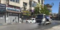 262 اصابة جديدة بالكورونا في فلسطين