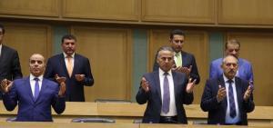 النواب يقرأون الفاتحة على ارواح ضحايا الصحراوي