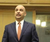 خوري يتمنى عودة السفراء بين الأردن وسوريا