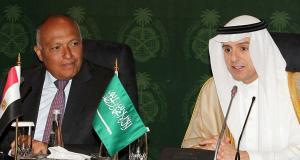 """""""الجبير"""": السعودية ومصر جناحا الأمة العربية"""