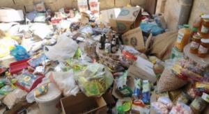 ضبط كميّات من الأغذية الفاسدة بالرصيفة
