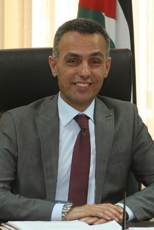 """عماد صلاح قائما بأعمال رئيس """"الاردنية"""""""