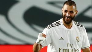 بنزيما يحقق رقما مميزا في تاريخ ريال مدريد
