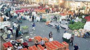 ضبط 33 عاملا وافدا مخالفا في السوق المركزي