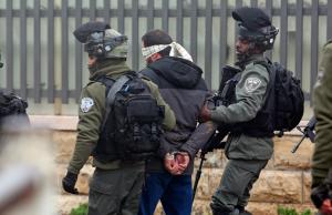 الكيان الصهيوني يعتقل أردنيا