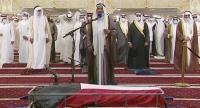 بدء مراسم جنازة أمير الكويت الراحل صباح الأحمد الجابر الصباح