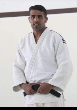 """تأهل لاعب المنتخب الوطني من الأمن العام يونس سلمان لـ""""الأولمبية"""""""