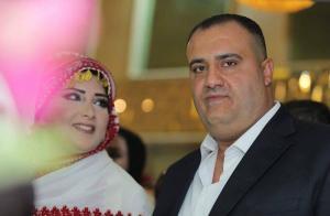 محمد الزعبي و سناء الاشقر يدخلان القفص الذهبي (صور)