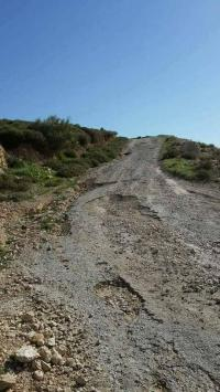 """أمام وزير الاشغال : من يؤخر تنفيذ طريق """"العدسية / تركي"""" ؟ (صور)"""