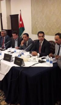 اجتماع لمجلس العاصمة بمشاركة وزير الثقافة والشباب (صور)
