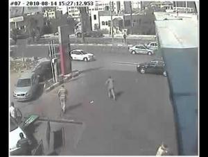 سرقة لوحات مركبات في مدينة السلط