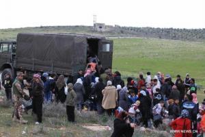 162 لاجئاً سورياً دخلوا المملكة خلال 24 ساعة