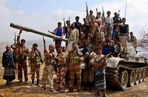 عودة القتال إلى بلدة نهم في صنعاء ..  وتقدم نوعي للمقاومة