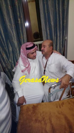 """""""جراسا"""" ترافق وزير الأوقاف بتفقد الحجاج الأردنيين (فيديو وصور)"""
