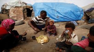 اليمن ..  بين مطرقة الحرب وسندان المجاعة