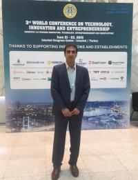 جامعة الزرقاء تشارك في المؤتمر الدولي للتكنولوجيا والإبتكار