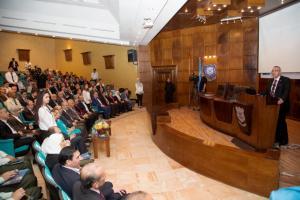 """""""عمان الأهلية"""" تنظم يوم الخريج الأول لكلتي الهندسة وتقنية المعلومات"""