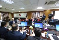 """الوزني: """" مشاركة الأردن في """"أكسبو دبي 2020 فرصة كبيرة للمملكة (صور)"""