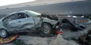 وفاة وإصابتان اثر حادث في الطفيلة (صور)
