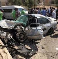 وفاة وإصابة بتصادم 3 مركبات قرب دوار الكيلو