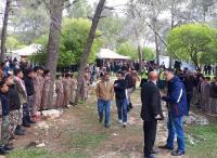 محافظة العاصمة تشارك في مبادرة أردن النخوة في ناعور